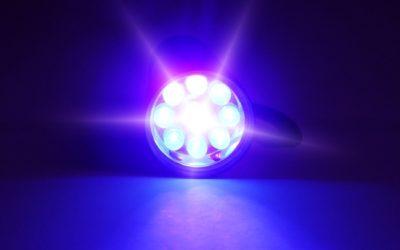 Transparentne inietransparentne żywice lane dla oświetlenia LED. Cześć I