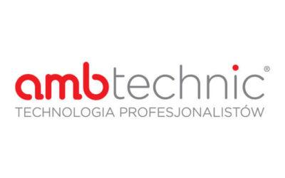 Zmiana logo – rebranding AMB Technic